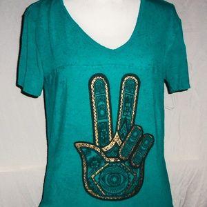 Fifth Sun Tee Shirt Size L